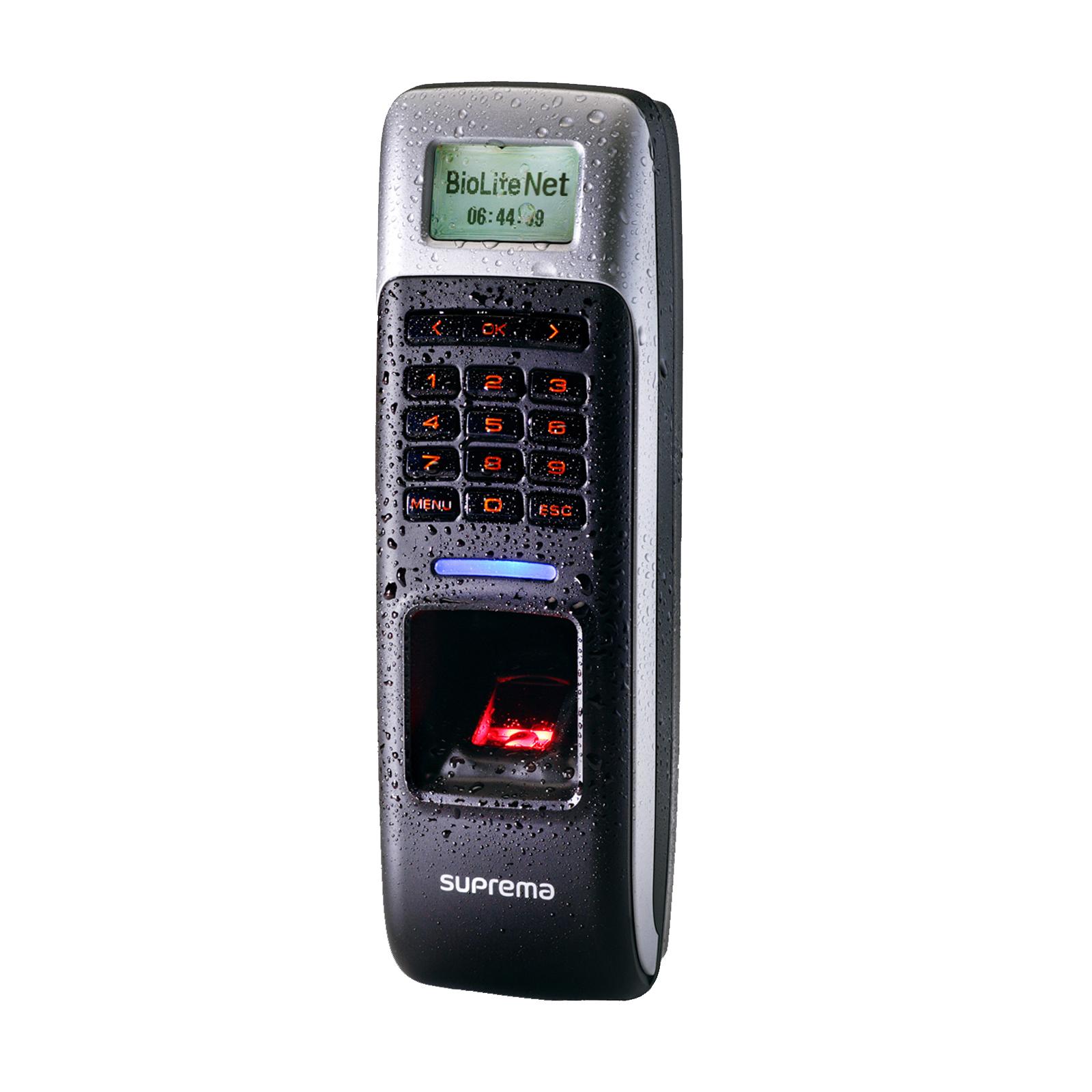 Contr le d 39 acc s belgique cdl security syst me alarme for Lecteur biometrique exterieur